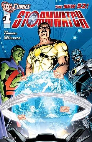 Stormwatch (2011-2014) #1