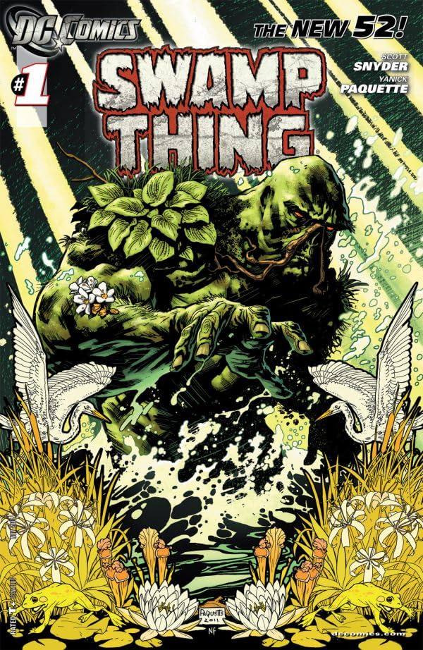 Swamp Thing (2011-2015) #1
