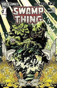Swamp Thing (2011-2015) No.1