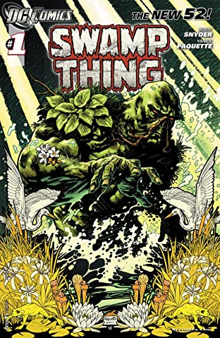 Swamp Thing (2011-2015) No.1