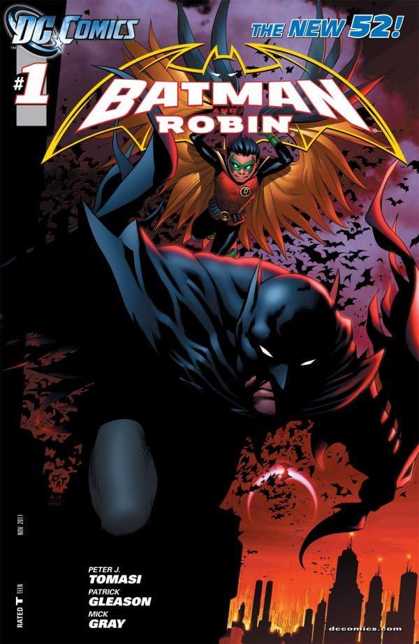 Batman and Robin (2011-2015) #1
