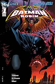 Batman and Robin (2011-2015) #1