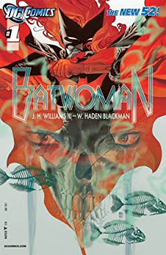 Batwoman (2011-2015) #1