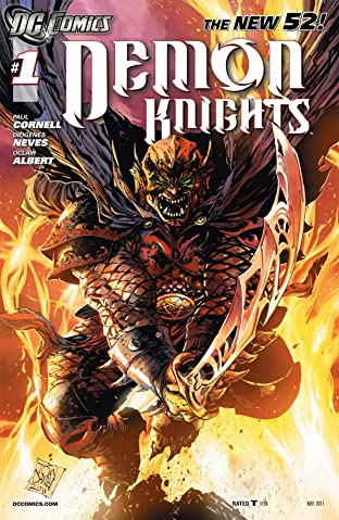 Demon Knights (2011-2013) #1