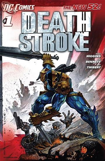 Deathstroke (2011-2013) #1