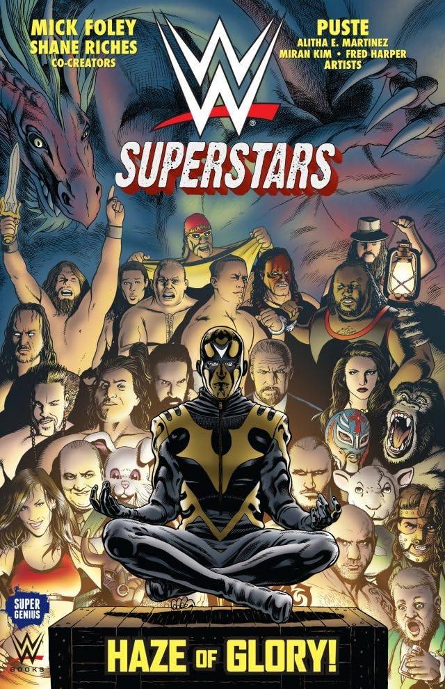 WWE Superstars Vol. 2: Haze of Glory