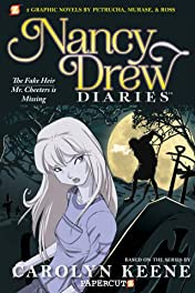 Nancy Drew Diaries Vol. 3: The Fake Heir/Mr. Cheeters is Missing