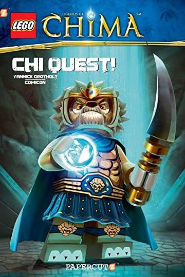 LEGO Legends of Chima Vol. 3: Chi Quest!