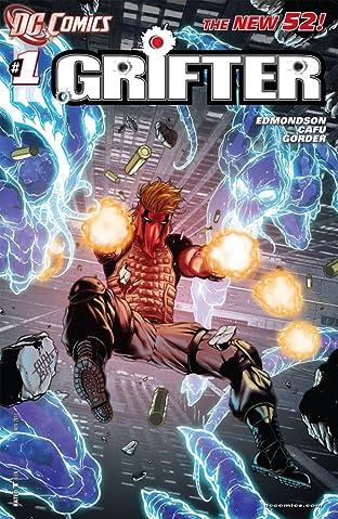 Grifter (2011-2013) #1