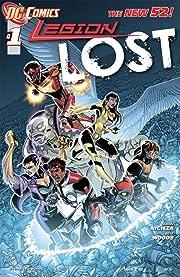 Legion Lost (2011-2013) #1