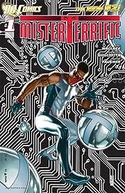 Mister Terrific (2011-2012) #1