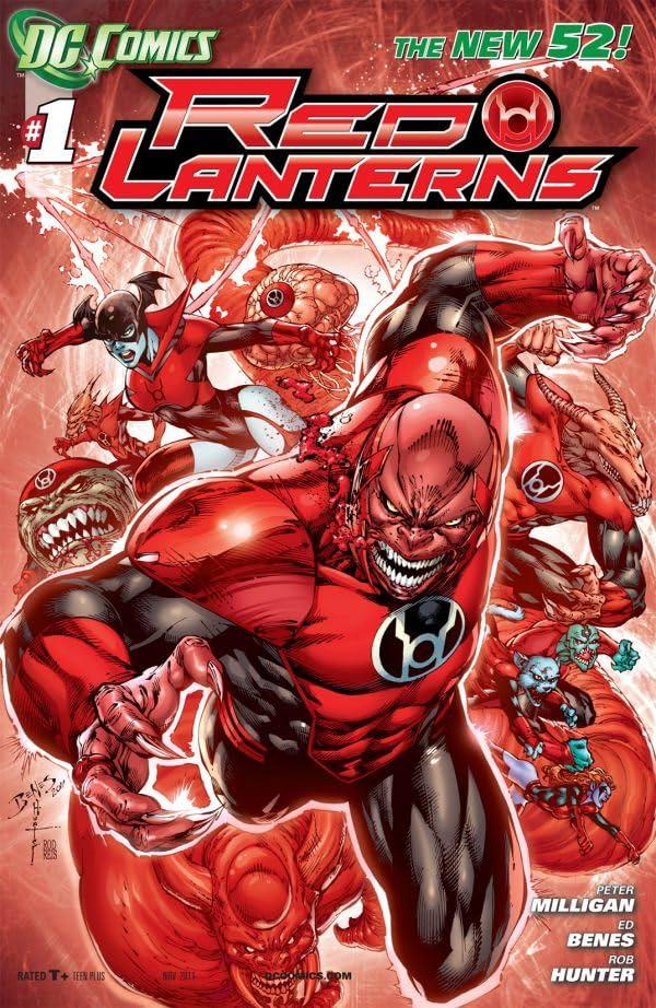 Red Lanterns (2011-2015) #1