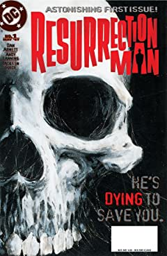Resurrection Man (1997-1999) #1