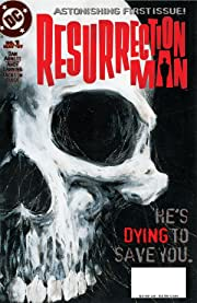Resurrection Man (1997-1999) #1