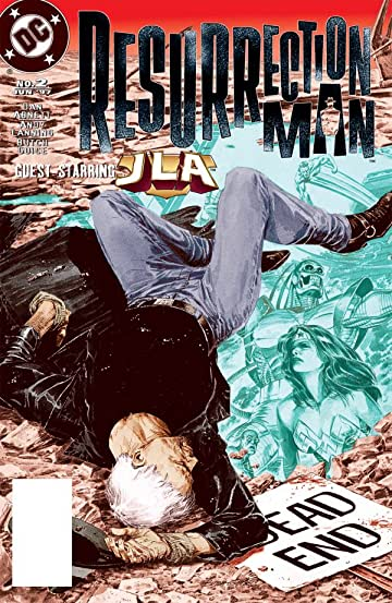 Resurrection Man (1997-1999) #2