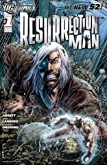 Resurrection Man (2011-2012) #1