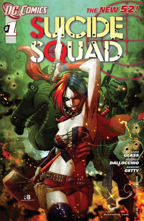 Suicide Squad (2011-2014) #1