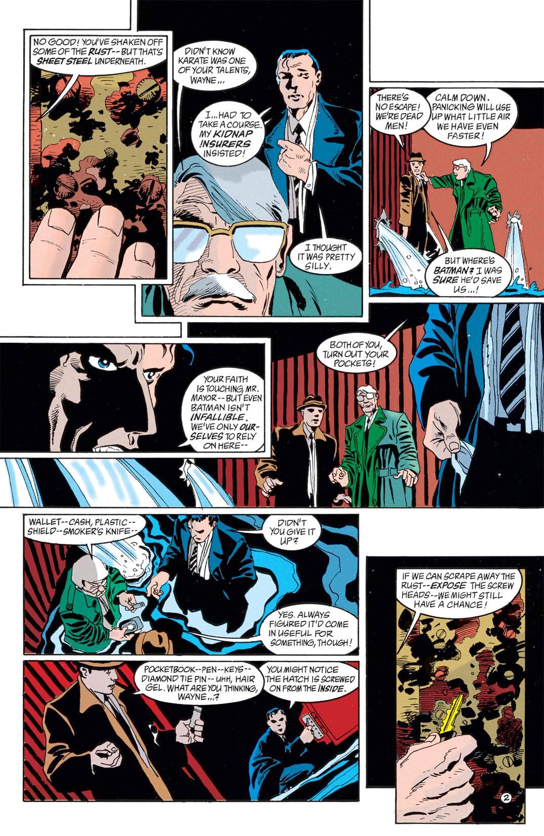 Batman: Shadow of the Bat #9