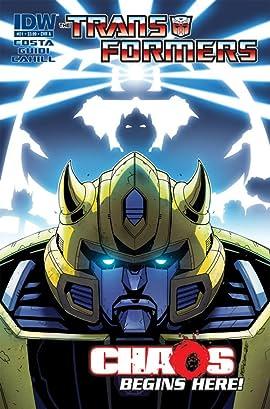 Transformers (2010-2011) #21
