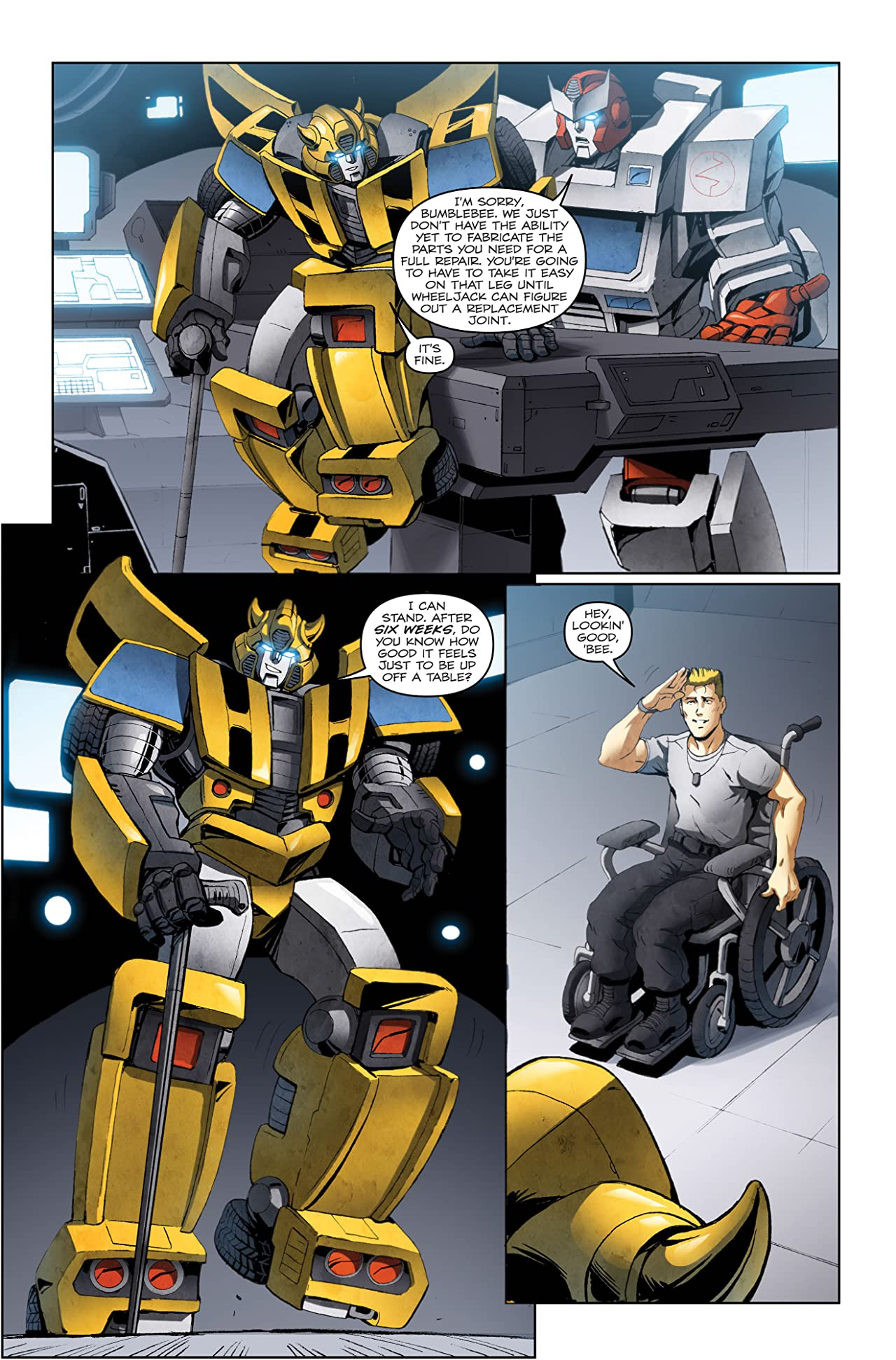 Transformers (2010-2011) #21