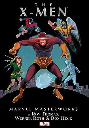 X-Men Masterworks Vol. 4