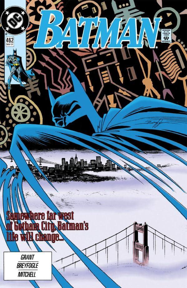 Batman (1940-2011) #462