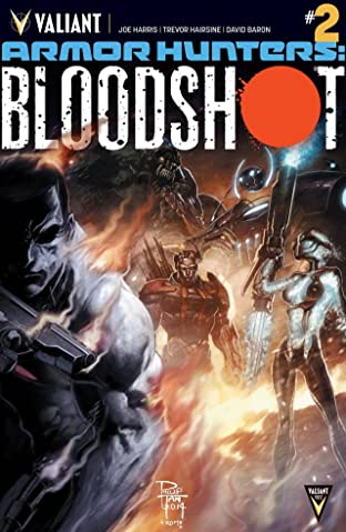 Armor Hunters: Bloodshot (2014) No.2 (sur 3): Digital Exclusives Edition