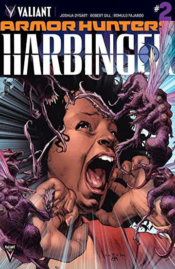 Armor Hunters: Harbinger (2014) #2 (of 3): Digital Exclusives Edition
