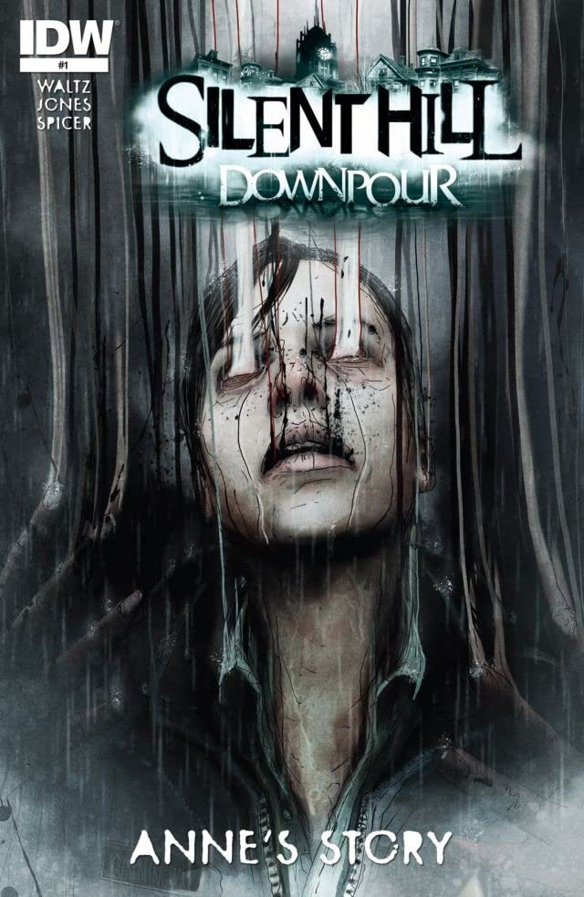 Silent Hill: Downpour - Anne's Story #1