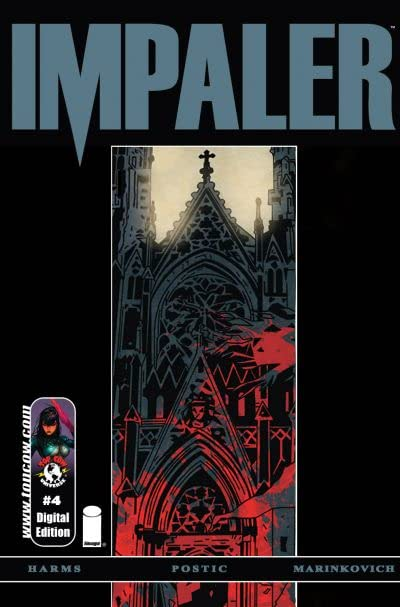 Impaler Vol. 1 #4 (of 6)