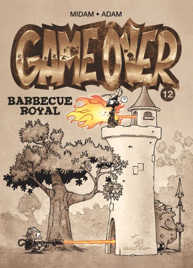 Game Over Vol. 12: Barbecue royal