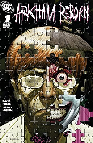Arkham Reborn (2009-2010) #1