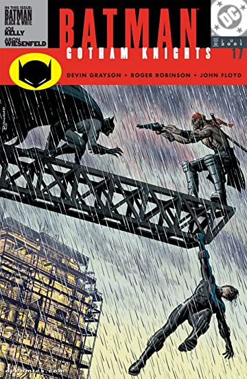 Batman: Gotham Knights #17