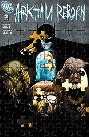 Arkham Reborn (2009-2010) #2