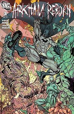 Arkham Reborn (2009-2010) #3