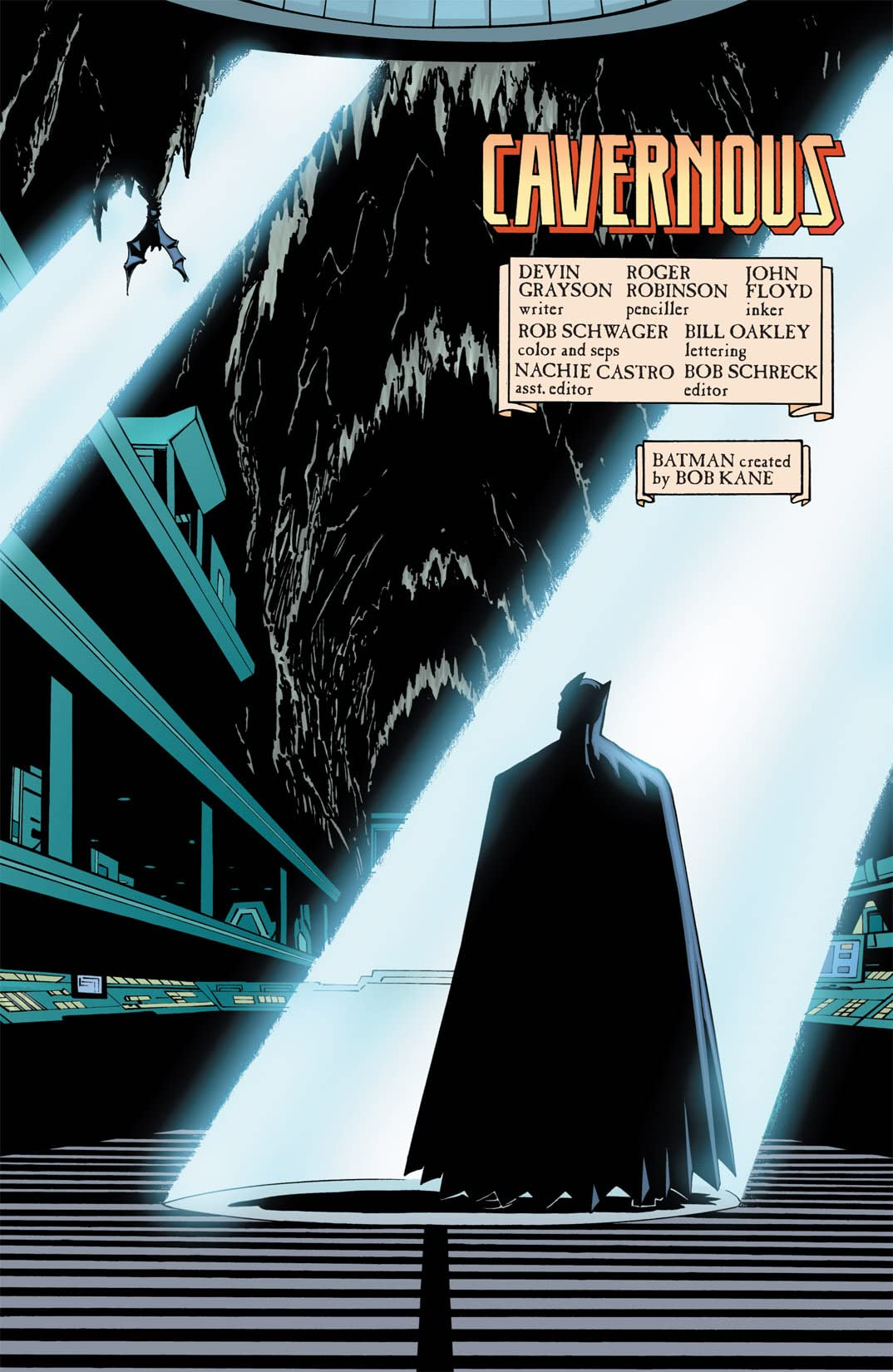 Batman: Gotham Knights #18