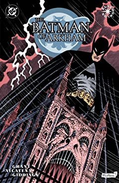 The Batman of Arkham (2000) No.1