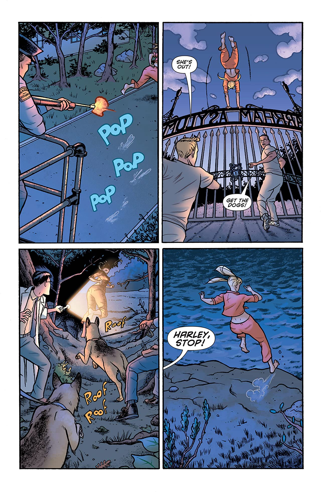 Joker's Asylum (2008-2010): Harley Quinn