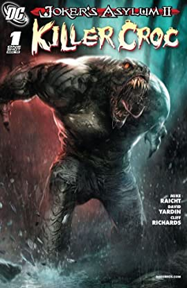Joker's Asylum (2008-2010): Killer Croc