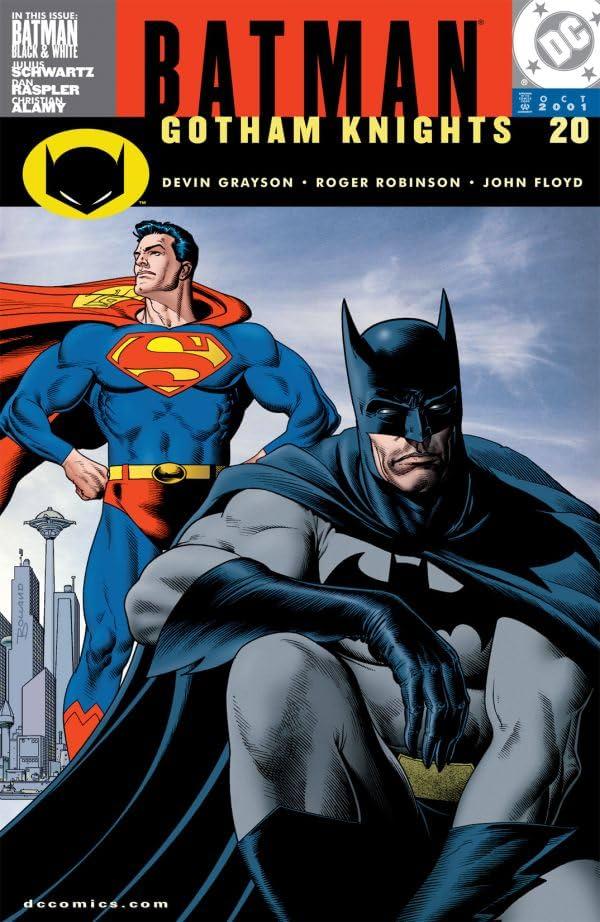Batman: Gotham Knights #20