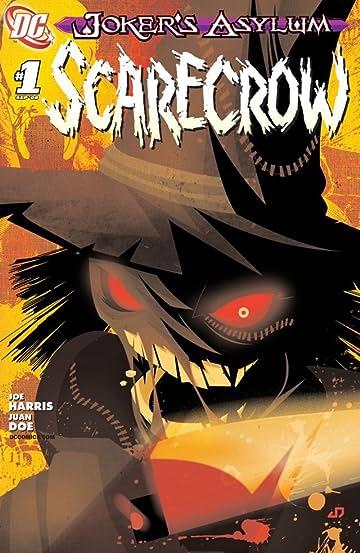 Joker's Asylum (2008-2010): Scarecrow