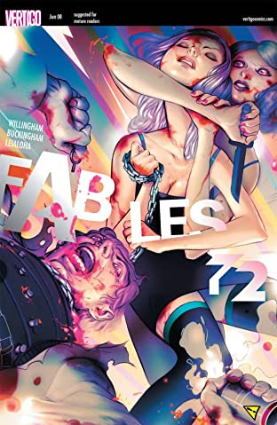 Fables #72
