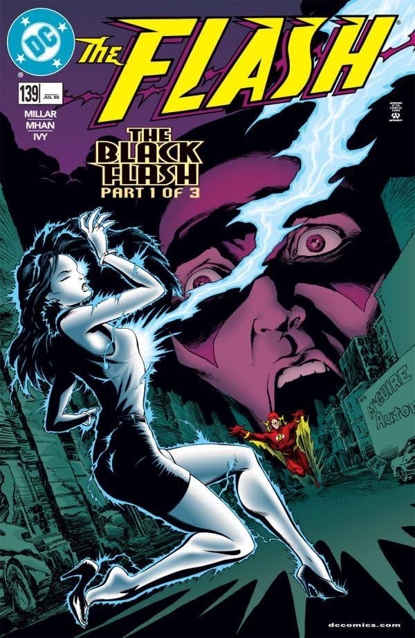 The Flash (1987-2009) #139