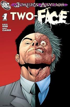 Joker's Asylum (2008-2010): Two-Face