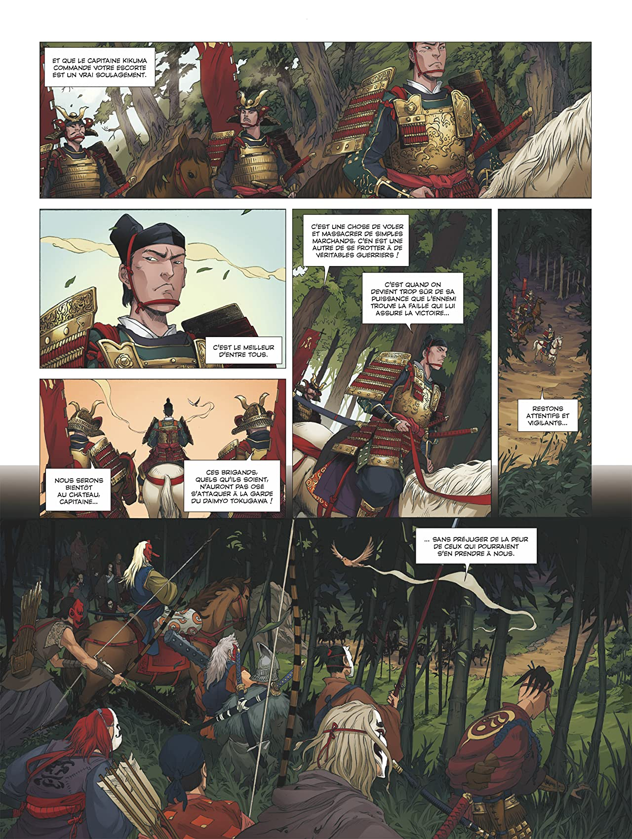 L'ombre des Shinobis Vol. 1: Premier rouleau