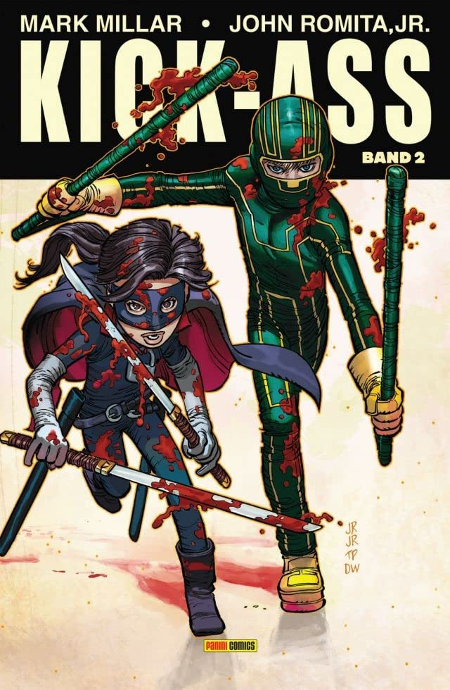 Kick-Ass Vol. 2