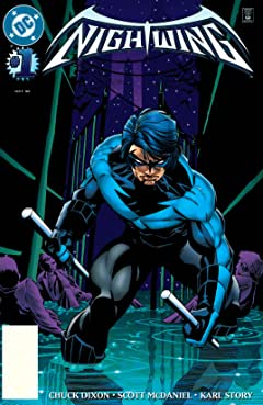 Nightwing (1996-2009) No.1