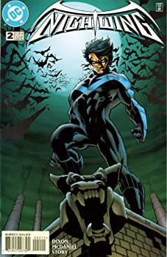 Nightwing (1996-2009) No.2