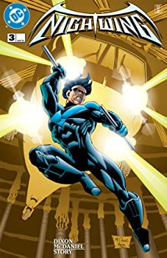Nightwing (1996-2009) No.3