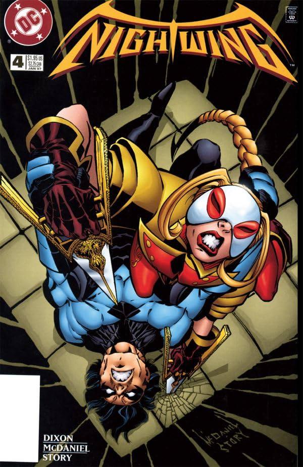 Nightwing (1996-2009) #4